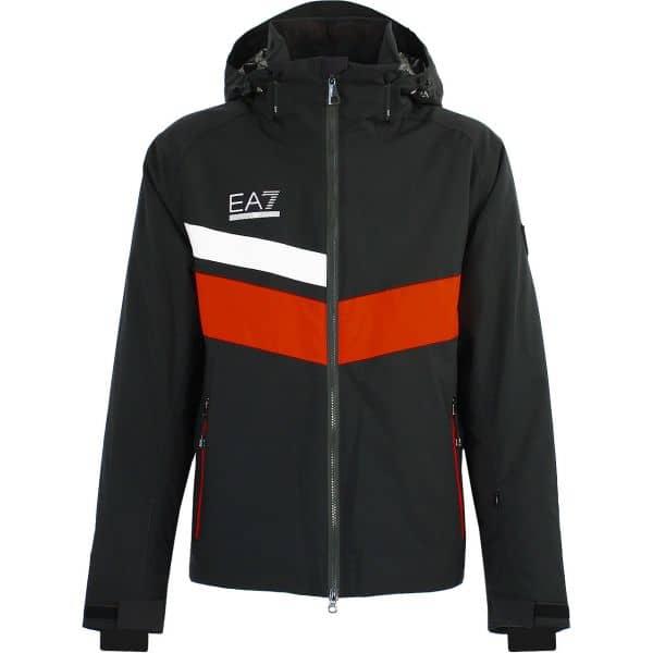 best service b6dc2 d1871 EA7 Emporio Armani Men Ski Jacket black